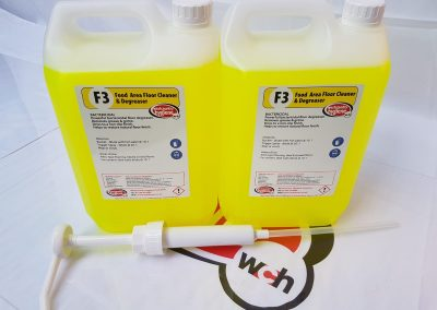Food Area Floor Cleaner & Degreaser (F3)